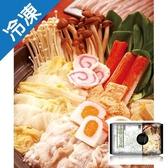 村子口老甕酸白菜火鍋1200g【愛買冷凍】