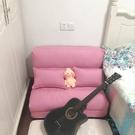 懶人沙發 懶人沙發床榻榻米可折疊單人雙人兩用陽臺臥室客廳小椅子女網紅款
