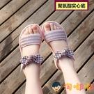 女童涼鞋時尚兒童鞋子夏季涼鞋公主防滑軟底寶寶鞋【淘嘟嘟】