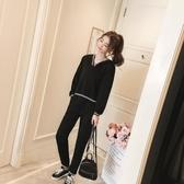 新款韓版學生寬鬆顯瘦休閒套裝