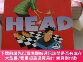 二手書博民逛書店英文原版書罕見how much does your head weigh : the big fat book o