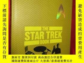 二手書博民逛書店DK罕見The Star Trek Book (硬精裝) 【詳見