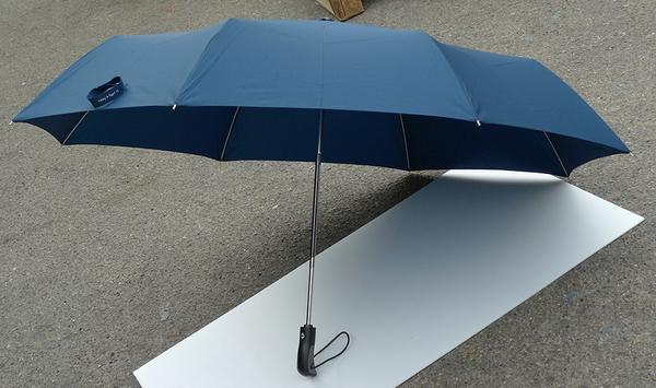 《真心良品》2289大傘面三折PG布自動開收傘