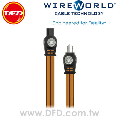 WIREWORLD ELECTRA 7 伊萊翠 2.0M Power Cord 電源線 原廠公司貨