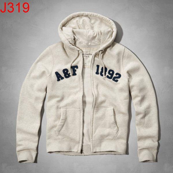 AF Abercrombie & Fitch A&F A & F 男 當季最新現貨 連帽外套 AF J319