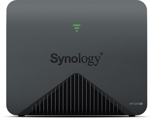 群暉 Synology MR2200ac Mesh 無線路由器 打造安全穩定的網路連線