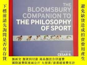 二手書博民逛書店The罕見Bloomsbury Companion to the