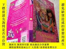 二手書博民逛書店Secret罕見Kingdom:Enchanted Palace 神秘王國:魔法宮Y200392
