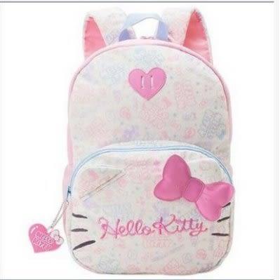 kitty 可愛背包  旅行背包 【藍星居家】