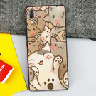 [I4332 軟殼] SONY Xperia L3 I4312 手機殼 保護套 外殼 喵喵世界