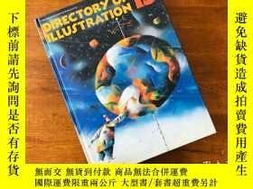 二手書博民逛書店Directory罕見of Illustration 15插畫藝