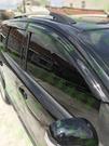 【一吉】08-17年 Livina (前兩窗) 原廠型 晴雨窗 /台灣製造、工廠直營(livina晴雨窗,livina 晴雨窗