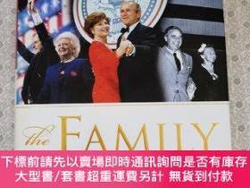 二手書博民逛書店the罕見Family The Real Story of The Bush Dynasty Kitty Kel