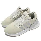 adidas 休閒鞋 U_Path X W 灰 銀 愛迪達 三條線 女鞋 三葉草 基本款【ACS】 EF5476