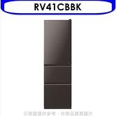 《X折》日立【RV41CBBK】394公升三門(與RV41C同款)冰箱BBK星燦灰