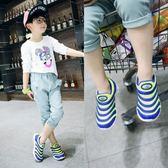 哈比熊兒童運動鞋毛毛蟲男童鞋春夏季透氣網鞋女童休閑鞋子跑步鞋mandyc衣間
