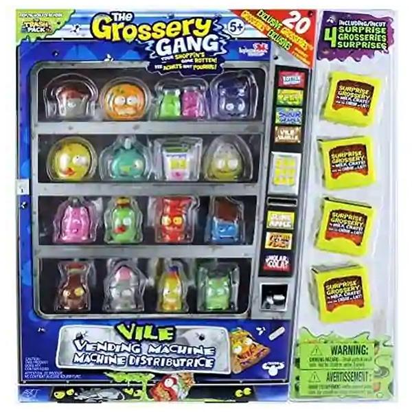 Moose Toys Trash Pack Grossery Gang 第一季 自動販售機 售貨機