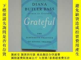 二手書博民逛書店diana罕見butler bass author of grounded grateful 戴安娜·巴特勒·貝斯