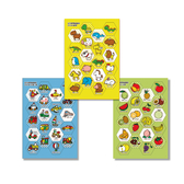 成功牌造型幼教磁鐵板(學習卡/磁鐵板/輕鬆學/磁鐵/教學/遊戲學習)