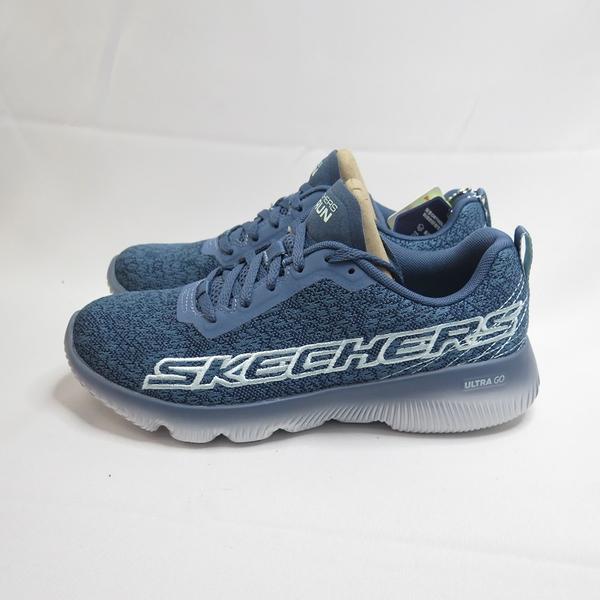 Skechers GO RUN FOCUS-BELIEF 女款 慢跑鞋 128021BLLB 藍【iSport愛運動】