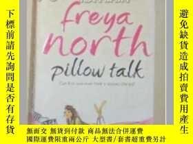 二手書博民逛書店【英文原版書】罕見Pillow Talk [ Freya Nor