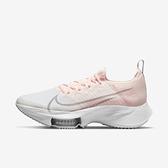 Nike Wmns Air Zoom Tempo Next% FK [CI9924-600] 女 慢跑鞋 氣墊 灰粉