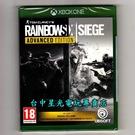 【Xbox One原版片 可刷卡】☆ 虹彩六號 圍攻行動 進化版 ☆中文版全新品【台中星光電玩】