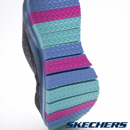 SKECHERS (童) 女童系列 GO Flex - 81078LBKMT