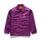 Dad Coach Jacket 外套 - 紫色