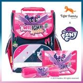 Tiger Family聯名款小貴族超輕量護脊書包-紫悅