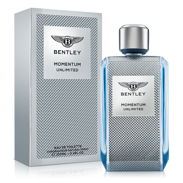 Bentley 賓利 Momentum Unlimited 超越極限男性淡香水(100ml)★ZZshopping購物網★