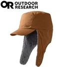 【Outdoor Research 美國 WHITEFISH HAT透氣保暖護耳帽《咖啡色》】254041/保暖帽/休閒帽