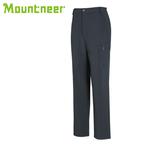 丹大戶外【Mountneer】山林休閒 女款 四向彈性抗UV休閒長褲 31S12-12 深鐵灰
