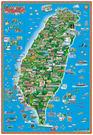 台灣印象地圖(教材王)