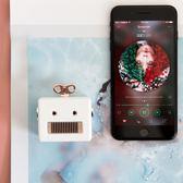 VOIA少女心藍芽音箱無線迷你可愛便攜式低音炮家用創意小音響高音質小型mini『新佰數位屋』
