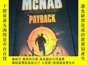 二手書博民逛書店andy罕見mcnab and robert rigby pay