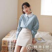 假領子 女襯衫裝飾假衣領蕾絲衣服襯衣領子毛衣 轉角1號