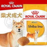 【zoo寵物商城】BHN 法國新皇家飼料《柴犬成犬S26》4KG