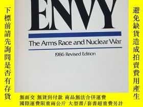 二手書博民逛書店missile罕見envy:the arms race and