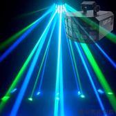 七彩旋轉燈 - KTV包房酒吧LED雙層蝴蝶燈 燈KTV閃光燈鐳射激光燈【快速出貨八折搶購】