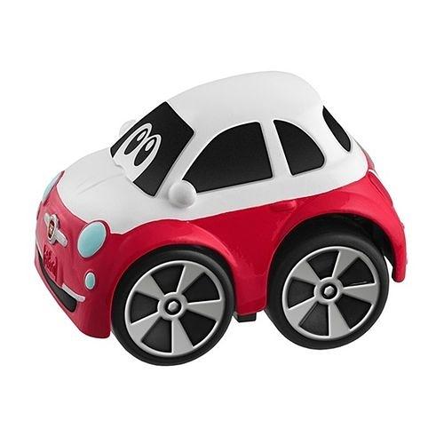 Chicco FIAT 500經典迴力車-經典紅白[衛立兒生活館]