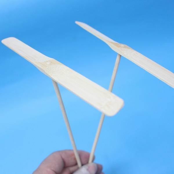 一般DIY竹蜻蜓 原色竹製竹蜻蜓 彩繪竹蜻蜓/一支入(定15) 空白竹蜻蜓 童玩竹蜻蜓