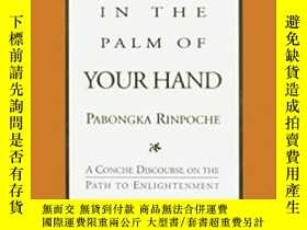 二手書博民逛書店Liberation罕見in the Palm of Your