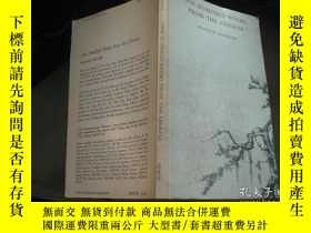 二手書博民逛書店ONE罕見HUNDRED POEMS FROM THE CHIN