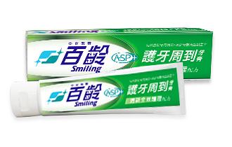 【百齡】護牙周到清新全效護理牙膏