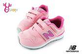 New Balance 313 運動鞋 小童 透氣 復古慢跑鞋O8405#粉紅◆OSOME奧森童鞋