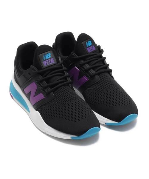 New Balance NB247系列 復古鞋 NO.WS247FF