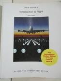 【書寶二手書T1/大學理工醫_DXX】Introduction to Flight_John D. Anderson