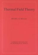 二手書博民逛書店 《Thermal Field Theory》 R2Y ISBN:0521654777│Cambridge University Press