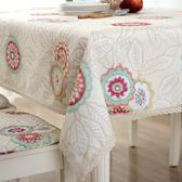 歐式茶幾墊餐桌布桌布布藝免洗長方形臺布